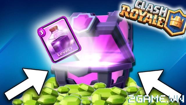 Clash Royale – Tìm hiểu Thông tin về các loại rương trong game