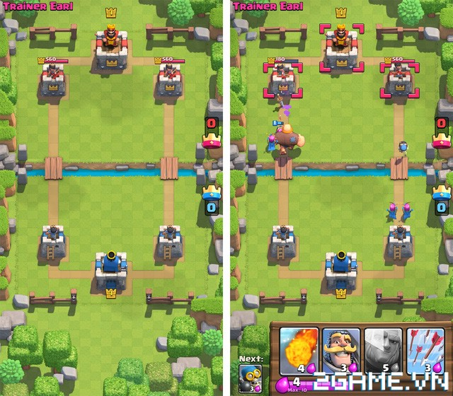 Clash Royale – Một số lời khuyên hữu ích dành cho người chơi mới