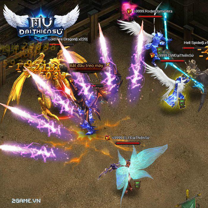 MU Đại Thiên Sứ sẽ được phát hành trên cổng 360 Game và Zing Me 2