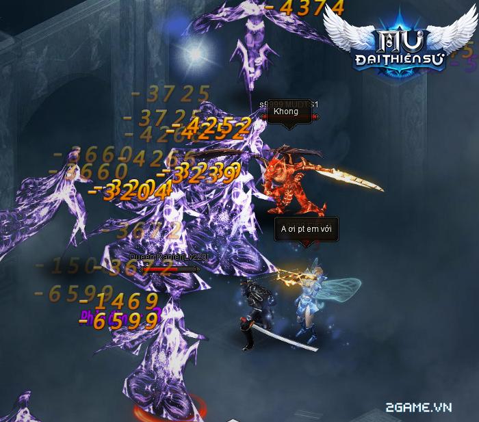 MU Đại Thiên Sứ sẽ được phát hành trên cổng 360 Game và Zing Me 3