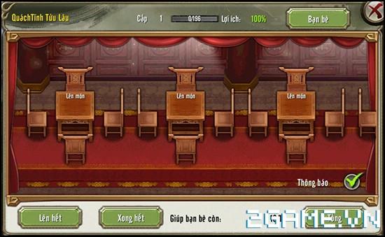 Thiên Long Bát Bộ 3D mobile - Tìm hiểu Hệ thống tửu lầu 1