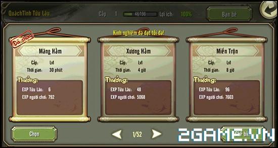 Thiên Long Bát Bộ 3D mobile - Tìm hiểu Hệ thống tửu lầu 2