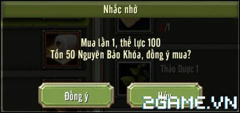 Thiên Long Bát Bộ 3D mobile - Tìm hiểu Hệ thống chế luyện 3