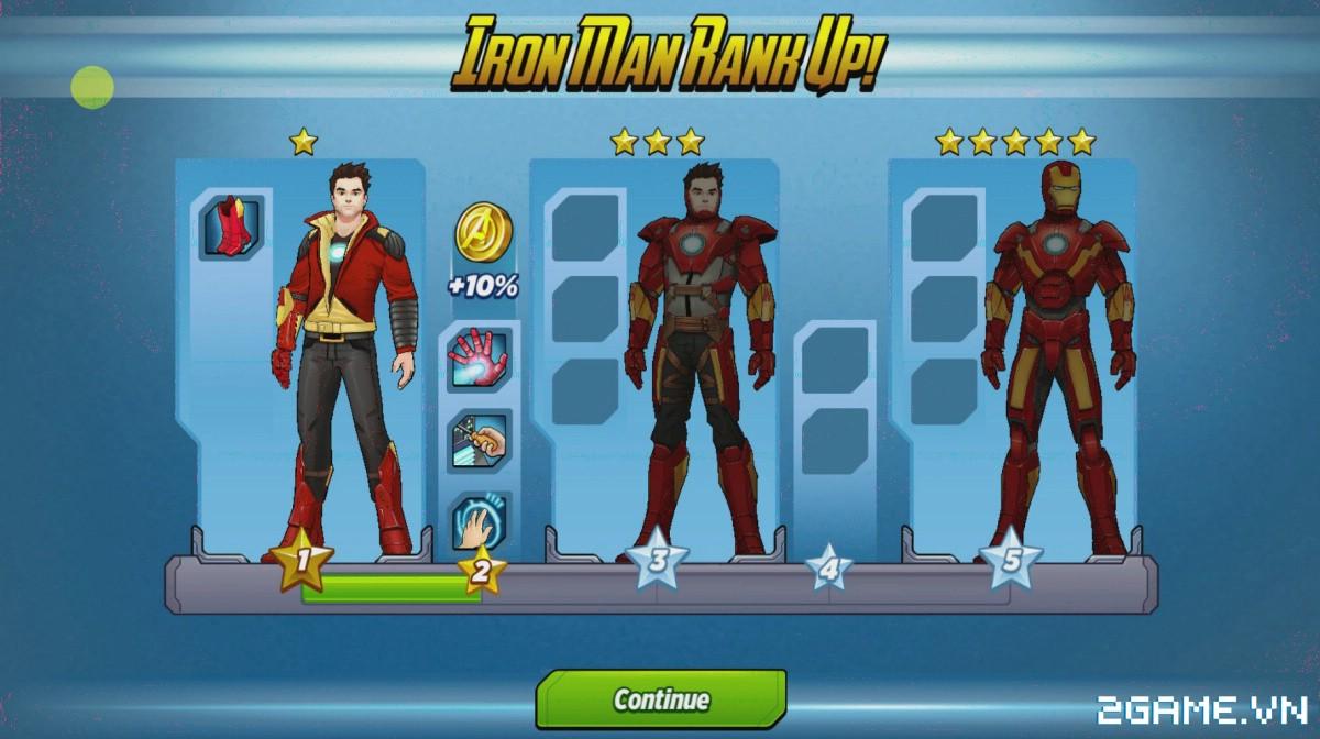 Marvel Avengers Academy - Tiếp xúc với thế giới Marvel hàng ngày hàng giờ 3