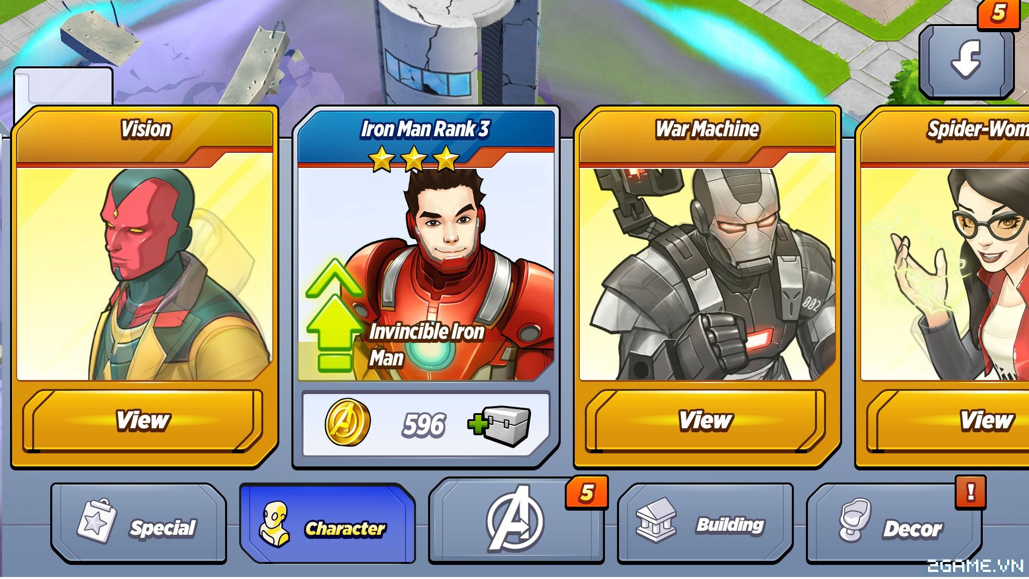 Marvel Avengers Academy - Tiếp xúc với thế giới Marvel hàng ngày hàng giờ 2