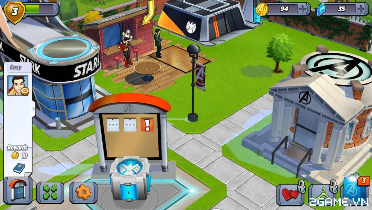 Marvel Avengers Academy - Tiếp xúc với thế giới Marvel hàng ngày hàng giờ 4