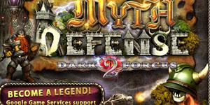 """Myth Defense DF – Game thể loại Tower Defense """"không đụng hàng"""""""
