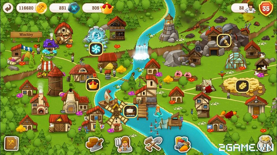 Puzzle Craft 2 - Trải nghiệm hành trình Robinson trên đảo hoang 2