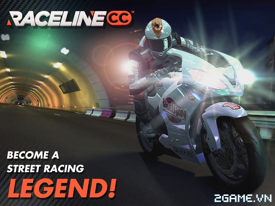 Raceline CC - Cuộc đua xe mô tô đường phố đầy tốc độ 3