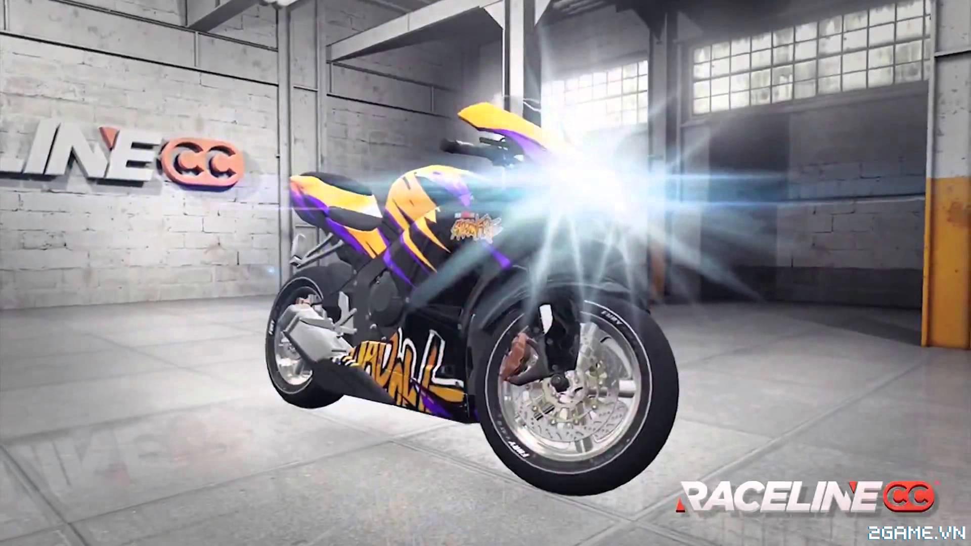 Raceline CC - Cuộc đua xe mô tô đường phố đầy tốc độ 4