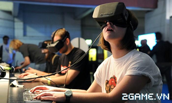 Liệu trò chơi thực tế ảo có phải là một hoạt động nguy hiểm? 1
