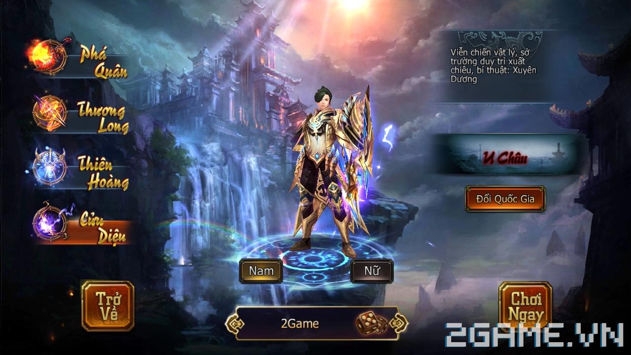Lục Long Tranh Bá 3D – Game hay nhưng có hợp khẩu vị game thủ Việt? 0