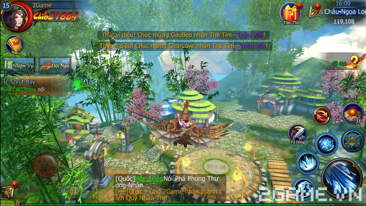 Lục Long Tranh Bá 3D – Game hay nhưng có hợp khẩu vị game thủ Việt? 5