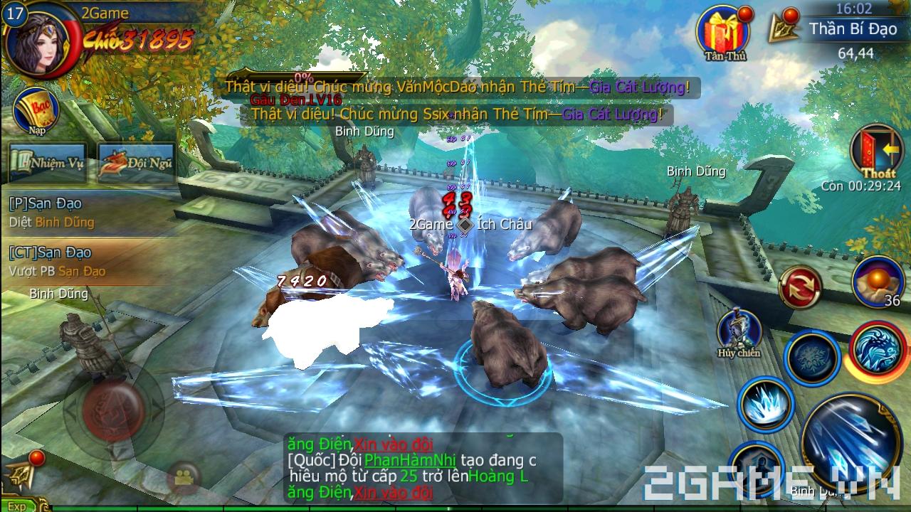 Lục Long Tranh Bá 3D – Game hay nhưng có hợp khẩu vị game thủ Việt? 7