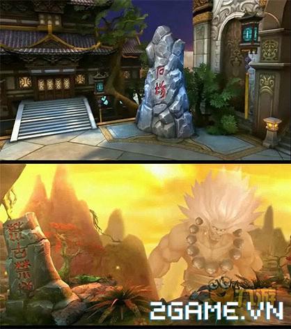 Thiên Đế Truyền Thuyết - Gây ấn tượng từ cái nhìn đầu tiên 2