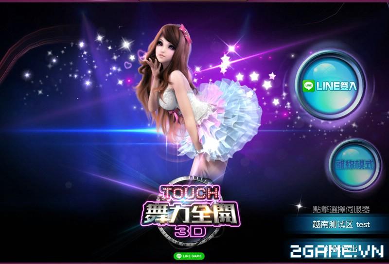 TOUCH Mobile – Game vũ đạo HOT nhất Trung Quốc chính thức được mua về Việt Nam 0
