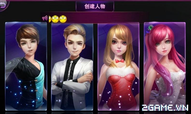 TOUCH Mobile – Game vũ đạo HOT nhất Trung Quốc chính thức được mua về Việt Nam 2