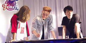 Touch Mobile – Rò rỉ hình ảnh MV mới của Nam Vương Bước Nhảy Hoàn Vũ 2016 hợp tác cùng GAMOTA