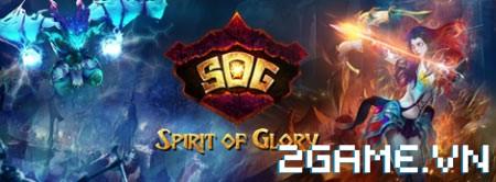 Spirit Of Glory – Hệ Thống Tướng Siêu Đỉnh