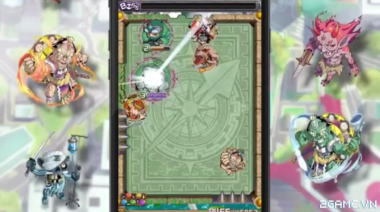 Buster Blitz - Game mobile thẻ bài mới lạ chính thức ra mắt 2