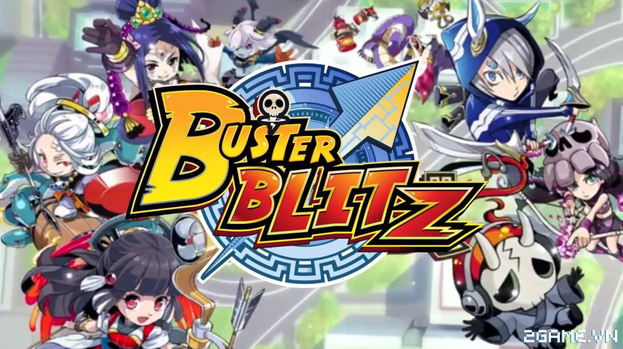 Buster Blitz - Game mobile thẻ bài mới lạ chính thức ra mắt 3