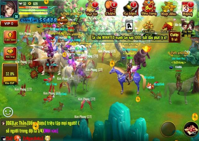 Chinh Đồ Mobile - Nếu đã chán game cày phụ bản tự kỷ, Game Online nào sẽ làm hài lòng bạn? 5