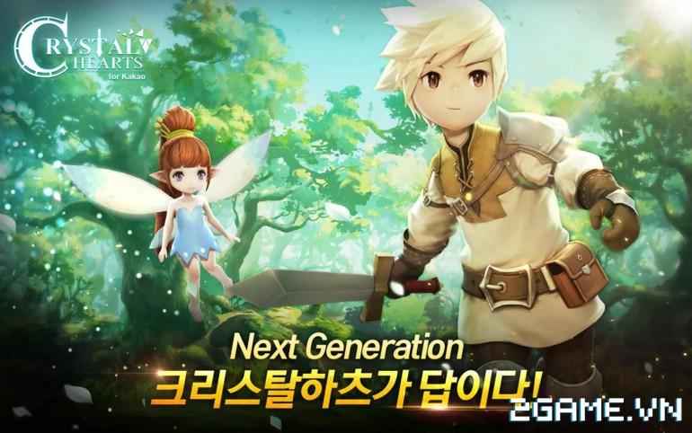 Crystal Hearts - Game nhập vai đỉnh xứ Hàn sẽ tiếp tục gây sốt trên iOS 0