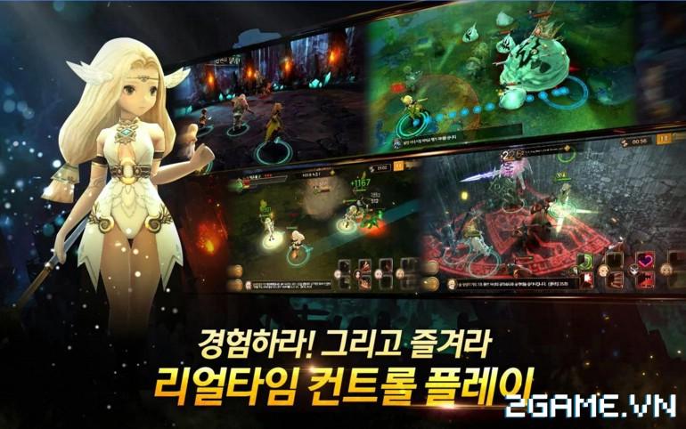 Crystal Hearts - Game nhập vai đỉnh xứ Hàn sẽ tiếp tục gây sốt trên iOS 1