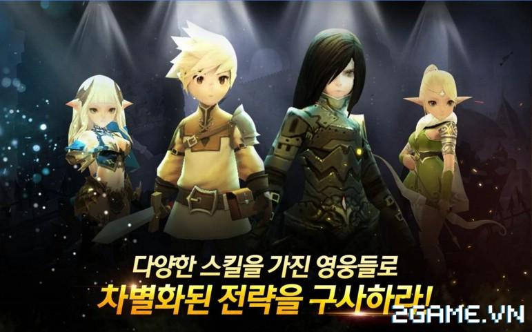 Crystal Hearts - Game nhập vai đỉnh xứ Hàn sẽ tiếp tục gây sốt trên iOS 2