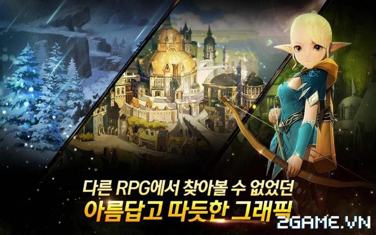 Crystal Hearts - Game nhập vai đỉnh xứ Hàn sẽ tiếp tục gây sốt trên iOS 3