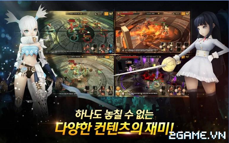 Crystal Hearts - Game nhập vai đỉnh xứ Hàn sẽ tiếp tục gây sốt trên iOS 4