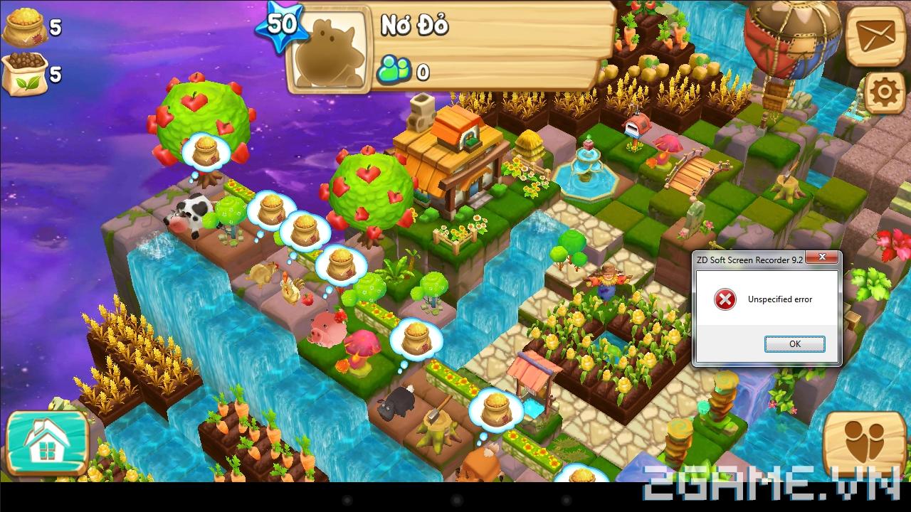 Cube Skyland – Khi Khu vườn trên mây kết hợp với Nông trại vui vẻ 5