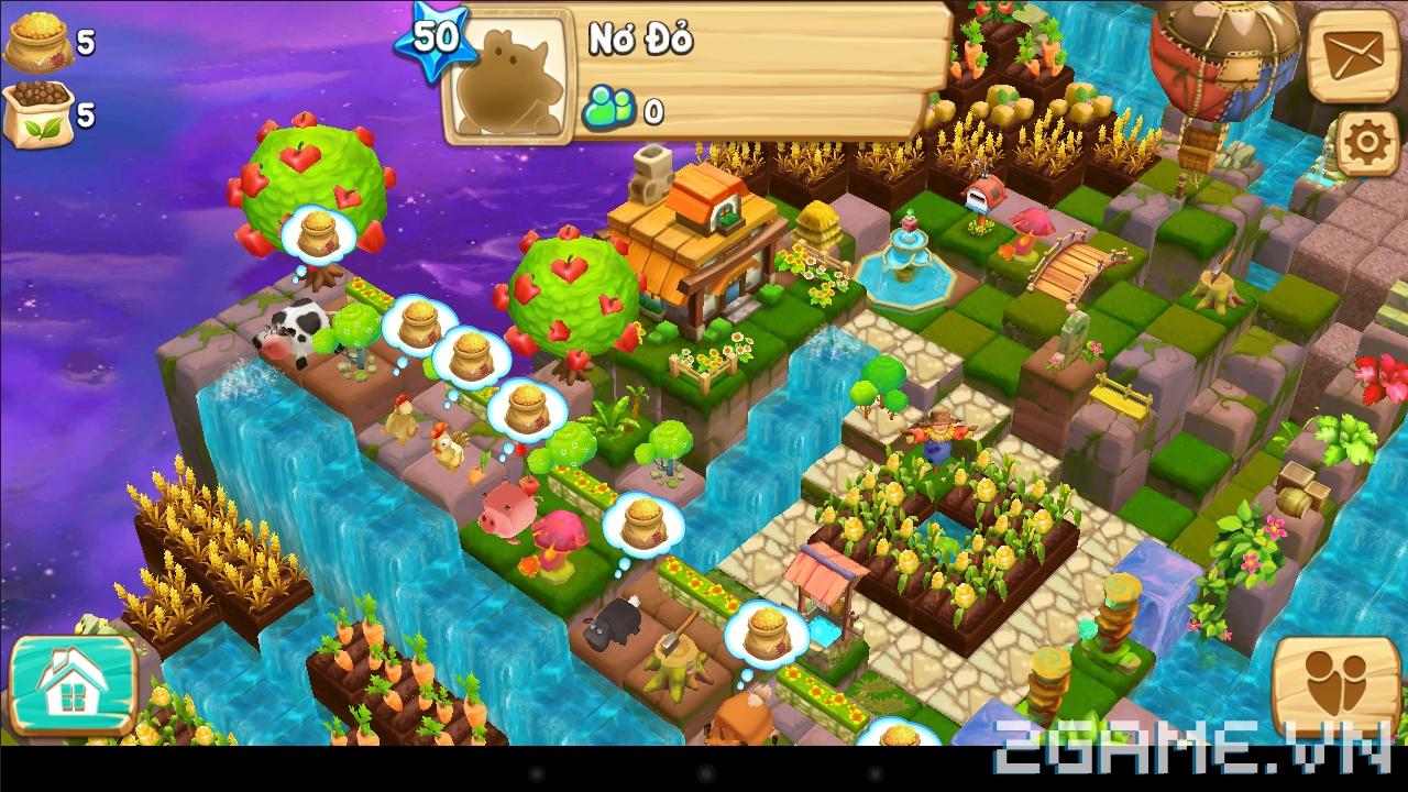 Cube Skyland – Khi Khu vườn trên mây kết hợp với Nông trại vui vẻ 6