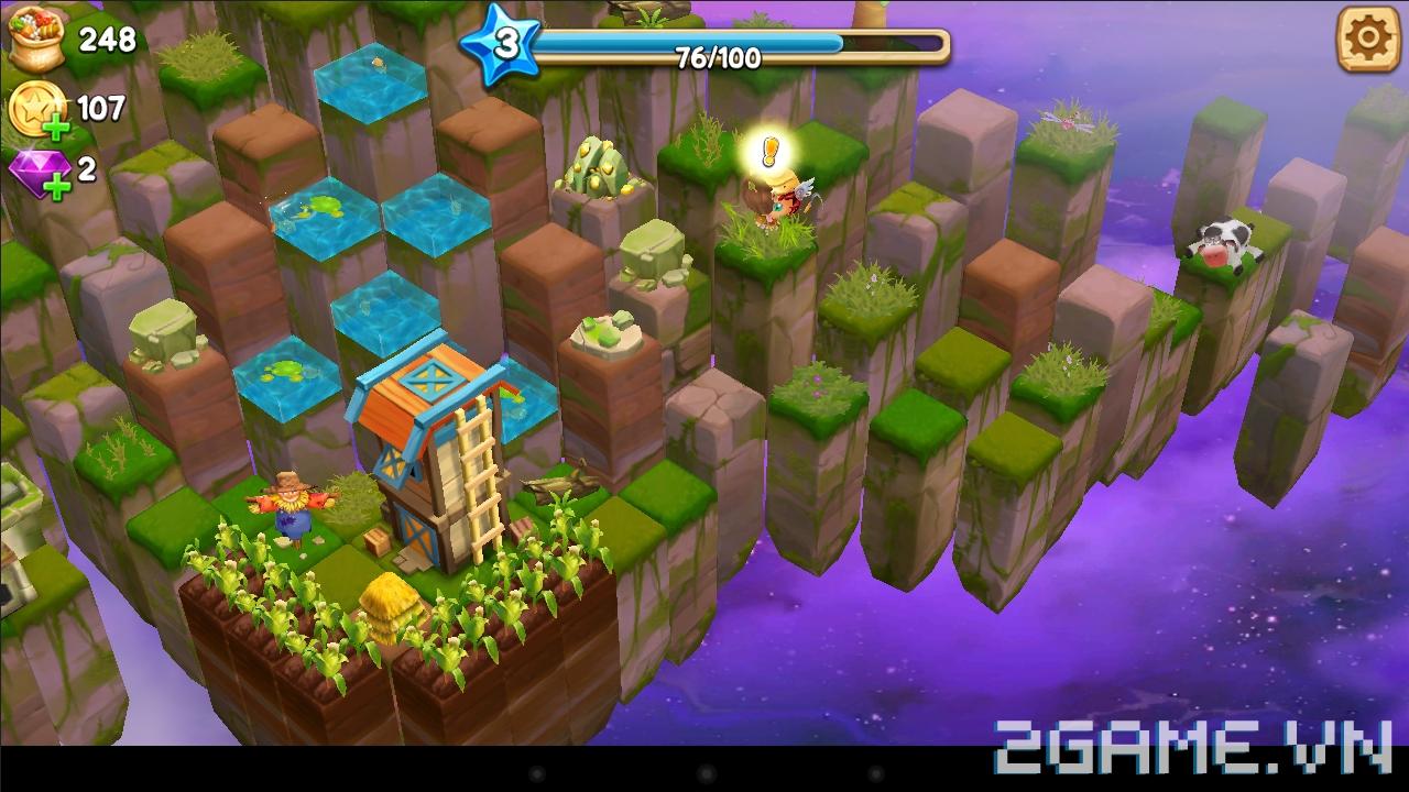 Cube Skyland – Khi Khu vườn trên mây kết hợp với Nông trại vui vẻ 2