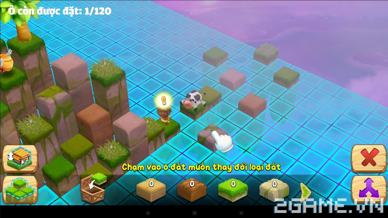 Cube Skyland – Khi Khu vườn trên mây kết hợp với Nông trại vui vẻ 3