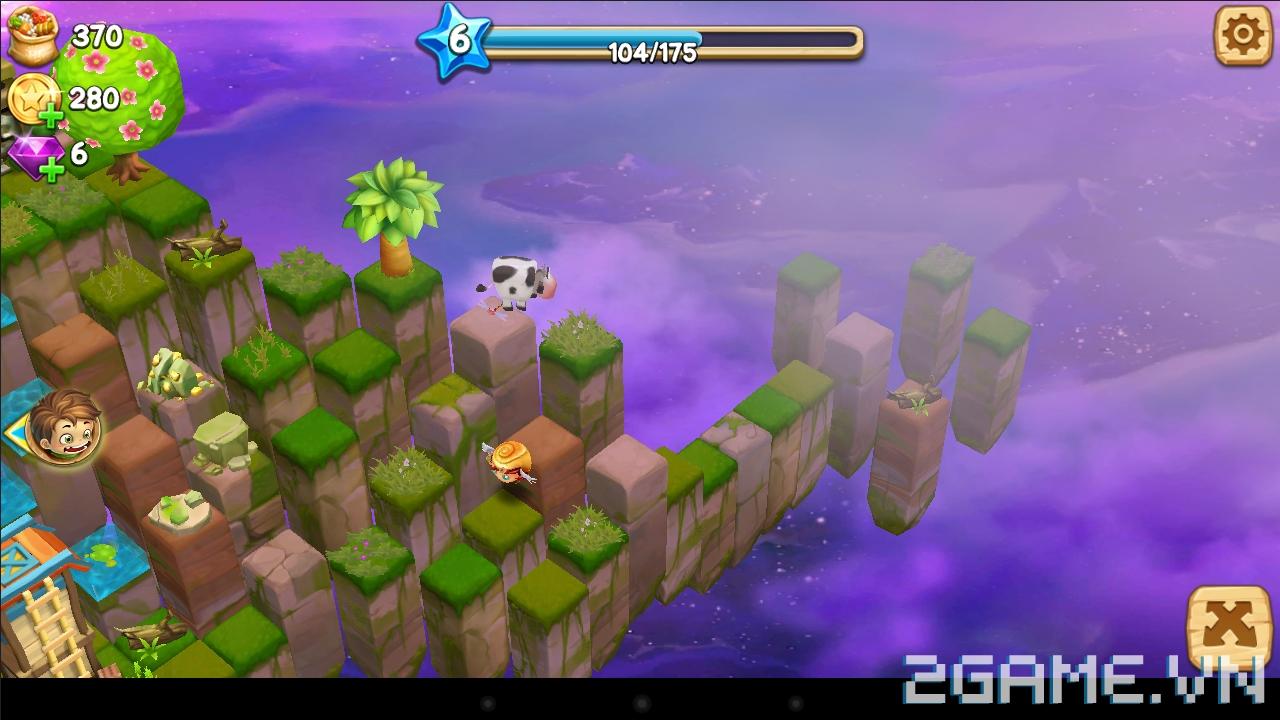 Cube Skyland – Khi Khu vườn trên mây kết hợp với Nông trại vui vẻ 4