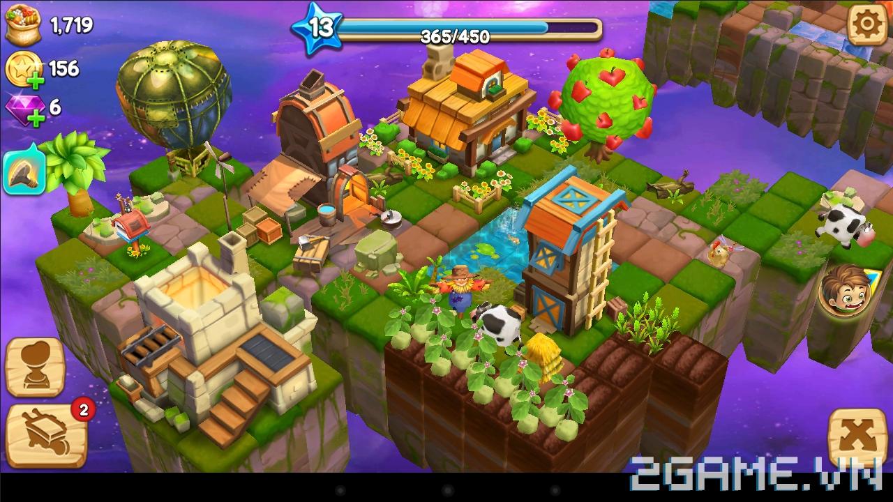 Cube Skyland – Khi Khu vườn trên mây kết hợp với Nông trại vui vẻ 1