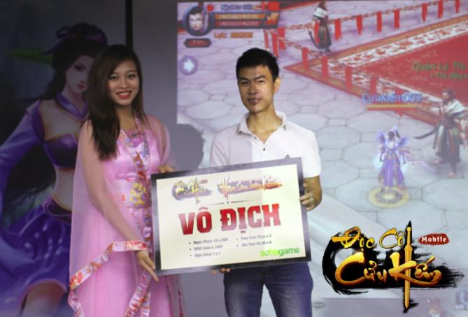 Độc Cô Cửu Kiếm Mobile - Offline game từ thiện, game thủ kéo cả vợ theo để chứng minh 6