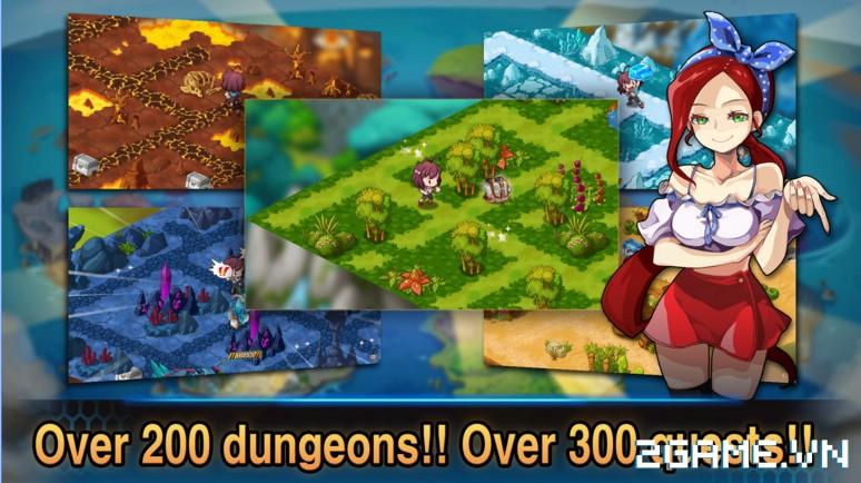 Monster Raid - Game mobile săn Pokemon cực ngầu chính thức ra mắt 4