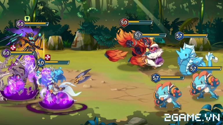 Monster Raid - Game mobile săn Pokemon cực ngầu chính thức ra mắt 7