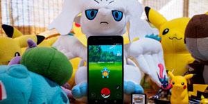 Pokemon GO – Clip mới về quá trình bắt, điều khiển và chiến đấu