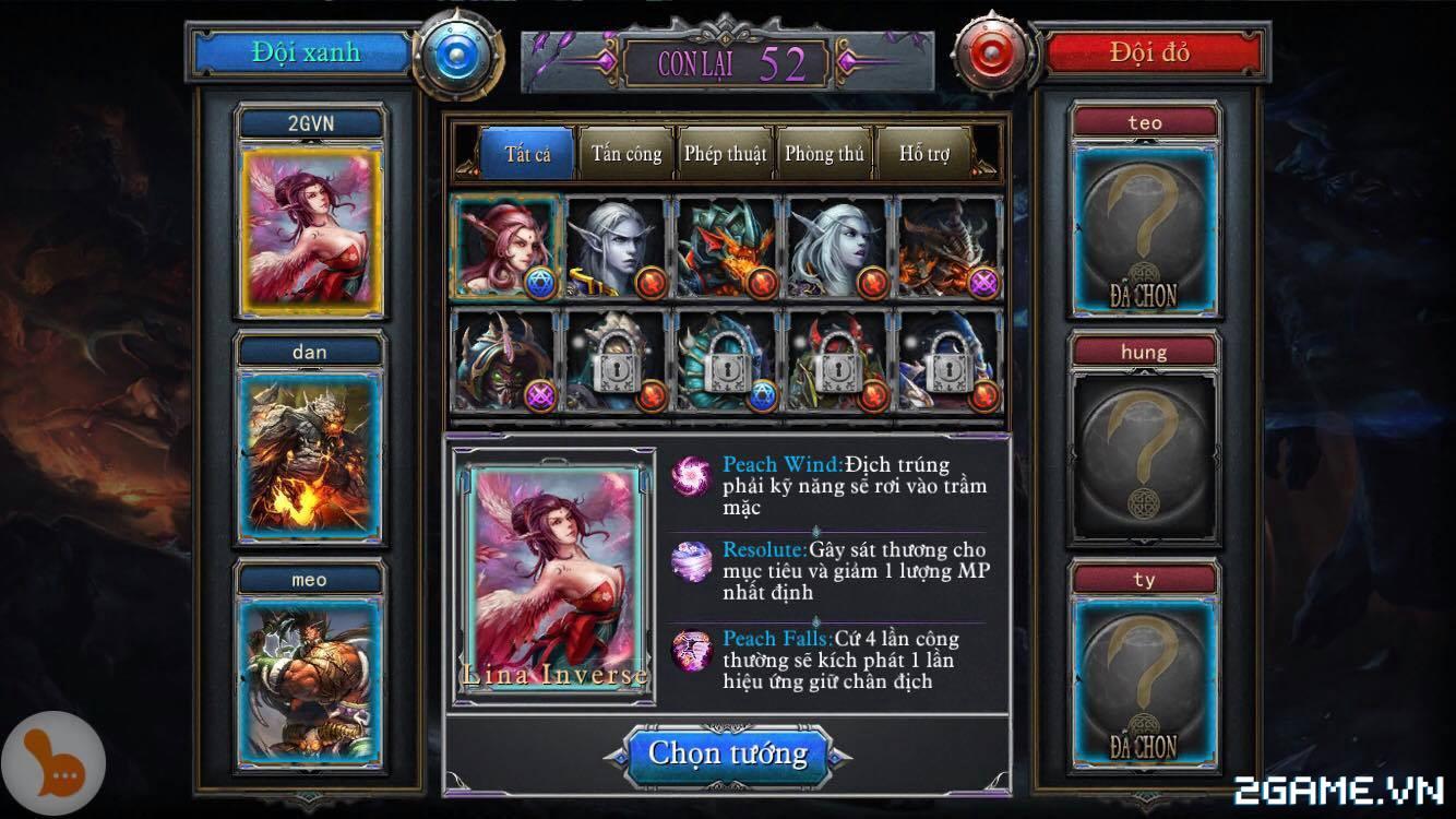 Spirit Of Glory tái hiện chất MOBA trên mobile khá ổn, hệ thống tướng thân thiện với fan DotA 6