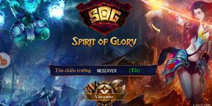 Spirit Of Glory tái hiện chất MOBA trên mobile khá ổn, hệ thống tướng thân thiện với fan DotA