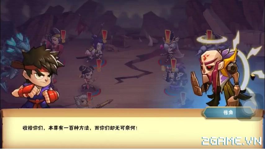 Tuý Anh Hùng - Game RPG thẻ bài hot nhất 2016 cập bến Việt Nam 2
