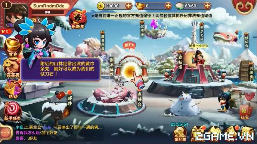 Tuý Anh Hùng - Game RPG thẻ bài hot nhất 2016 cập bến Việt Nam 4