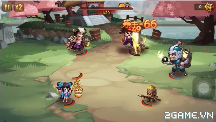 Tuý Anh Hùng - Game RPG thẻ bài hot nhất 2016 cập bến Việt Nam 5
