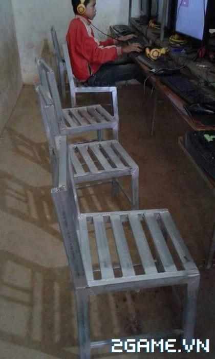 Những chiếc ghế chơi game