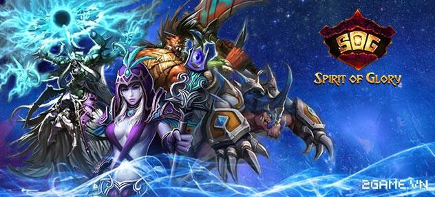 Spirit Of Glory - Game MOBA trên mobile do người Việt phát triển đã chính thức ra mắt 3