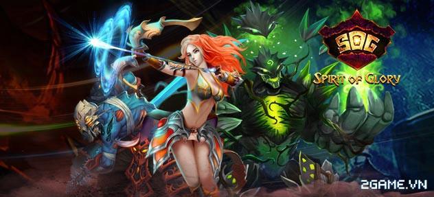 Spirit Of Glory - Game MOBA trên mobile do người Việt phát triển đã chính thức ra mắt 4