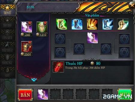 Spirit Of Glory - Game MOBA trên mobile do người Việt phát triển đã chính thức ra mắt 8